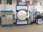 Integrated Vacuum Degreasing and Sintering Furnace